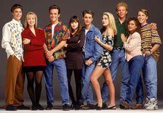 Beverly Hills 90210 é muito amor! Dylan era amor demais!