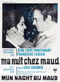 Ma nuit chez Maud aka My Night with Maud