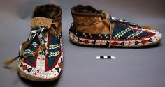 Moccasins Sioux