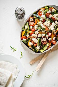 Marinoitu vuohenjuustosalaatti | K-ruoka