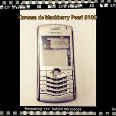 Carcasa de blackberry 8100