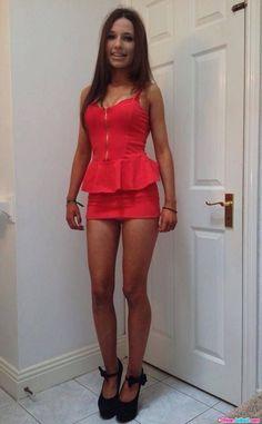 Virgin slutty in panties