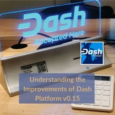 Understanding the Improvements of Dash Platform v0.15 Dash Platform (code-named Evolution) is a pretty big deal! Find out all about version 0.15 here. Thanks for reading! #dash #dashnation #bluehearts💙 #bitcoin #blockchain #crypto #defi Game Engine, Word Out, First Step, Blockchain, Unity, Evolution, Geek Stuff, Platform, Coding