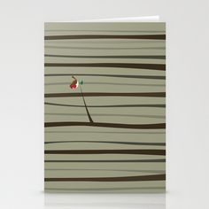 Winter Forest Stationery Cards by Nameless Shame - $12.00