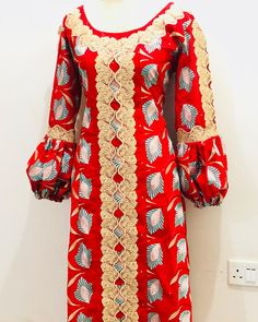 African Clothing Design For Beautiful Ladies To Try Out - Dabonke : Nigeria Latest Gist and Fashion 2019 African Fashion Ankara, Latest African Fashion Dresses, African Dresses For Women, African Print Fashion, Africa Fashion, African Attire, African Print Dress Designs, African Print Dresses, African Blouses