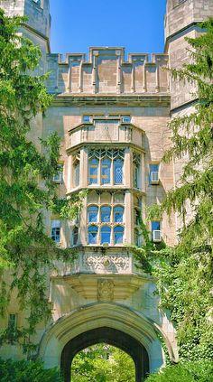 Memorial Hall, Indiana University Bloomington, Indiana