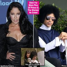 Prince's Protege Apollonia Breaks Silence On His Tragic Death — See Loving Message Apollonia Kotero, Prince Girl, Mayte Garcia, High School Memories, Natalie Cole, Paisley Park, R&b Soul, Roger Nelson