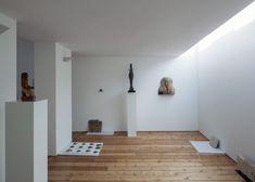 Carmody Groarke . Artist Studio . Hoxton (6)