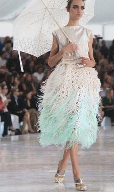 Louis Vuitton, s/s 2012. sorbet summer
