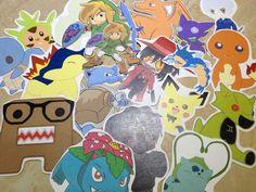 Le Stickers by Shendijiro.deviantart.com on @deviantART