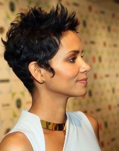 Stunning Short Hairstyles 2015 for African American Women