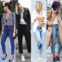 10 peças essenciais e eternas cheias de estilo que você precisa incluir no seu guarda-roupa agora mesmo. Ah e o melhor: elas nunca saem de moda! Quer saber quais são essas peças essenciais? Só acessar o site http://ift.tt/2ctP4Yq (link na bio)