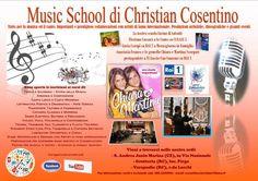 Corsi di Canto e Musica - Music School di Christian Cosentino
