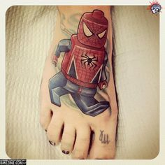 Does whatever a Lego can | BME: Tattoo, Piercing and Body Modification News