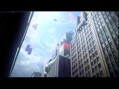 New York invasa da creature 8-bit - www.youtube.com/davidepiubello