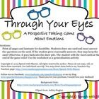 The ability to take another's perspective is a task that many students with social language disorders find difficult. This packet includes the oppo...