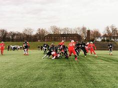 NEWS - Erster Test für die GELSENKIRCHEN DEVILS   #AmericanFootball #FootballinDeutschland #Gelsenkirchen #GelsenkirchenDevils #News #RegionalligaWest