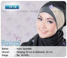 Ciput yang terbuat dari bahan kaos yang dingin dan mudah menyerap keringat, sehingga tetap nyaman bila digunakan seharian. Anda tetap bisa bergaya meskipun menggunakan hijab. Berbagai bentuk dan jenis ciput dengan model yang sangat menarik, yang mampu memberikan kesan yang elegan ketika dipakai.