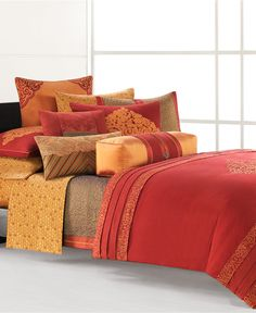 i LOVE this bedding by Natori