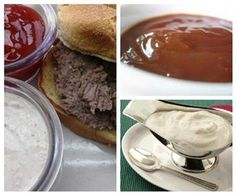 Recipes to make your own copycat Arby's sauce and Arby's horsey sauce
