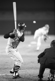 Roberto Clemente Never let the fear of striking out keep you from playing the game