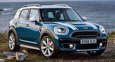 All-New 2017 MINI Countryman Is Bigger Brawnier And Comes As A PHEV
