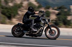 The way an Iron 883 should look!