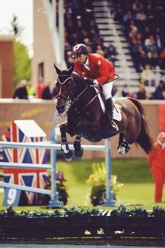 Hickstead, such an amazing horse!