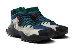 The brand's trail shoe is back and better than ever.