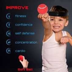 """Get OFF Today! Ultimate Reflex Ball - The Best Alternative To Video Games - OFF Today! Ultimate Reflex Ball – The Best Alternative To Video Games""""> Welcome to our web - S Videos, Boxing Workout, Boxing Boxing, Boxing Training, Strength Training, Release Stress, Physical Activities, Fitness Activities, Indoor Activities"""