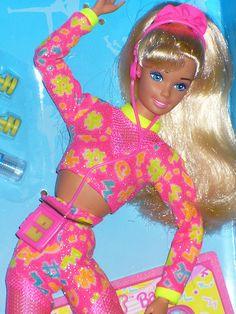 '90s Barbies