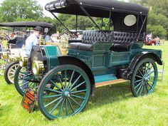 1912 International Auto Wagon