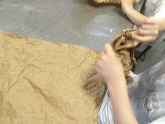 Pittura rupestre...classe 3a - MaestraMarta Combat Boots, Lab, Writing, Rock Art, Museum, Combat Boot, Labs