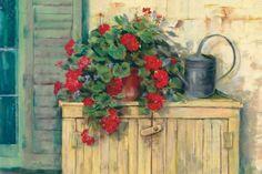 Gardener's Still Life Art Print