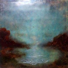 Encaustic Artist Paintings | paula blackwell encaustic artist