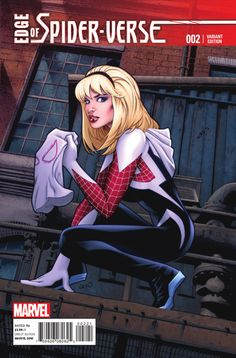 Exclusive Marvel Comics Preview: Meet Gwen Stacy, Spider-Woman in Edge of Spider-Verse #2 | Comicbook.com