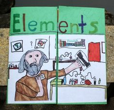 Chemistry Lapbook: many links to excellent websites and free downloads......perfect as I roll into December.!!!