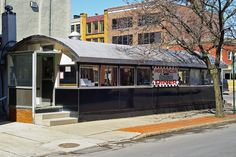 Miss Syracuse Diner, formerly The Trolley Stop