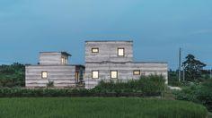 A concrete medley by stpmj is cast as a residential façade - News - Mark Magazine