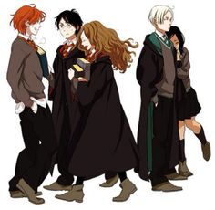 I ship draco and hermione... Is it wrong?