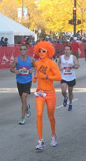 I ran every Chicago Marathon from 1990 until 2010. Here are some photos from the 2011 race.