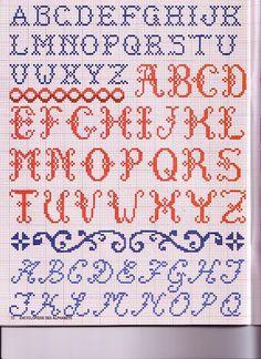 Gallery.ru / Фото #54 - Encyclopedie des Alphabets - Orlanda