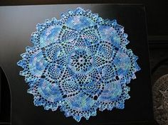 Ravelry: Dove Doily pattern by American Thread Company