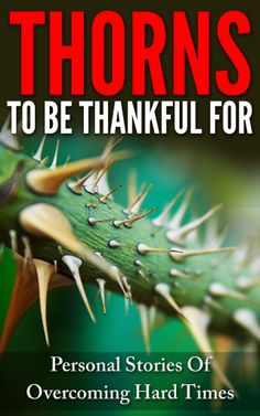 Co-author of: Thorns to be Thankful For - Amazon #1 Bestseller