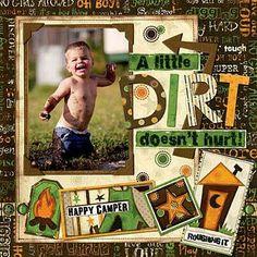 A little dirt doesn't hurt