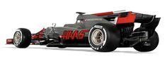 Haas Ferrari VF17 - 2017