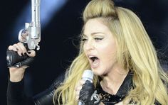 Madonna has called for an end to discrimination in the Boy Scouts    Read More: http://www.womantribe.com/2013/03/18/madonna-has-called-for-an-end-to-discrimination-in-the-boy-scouts/