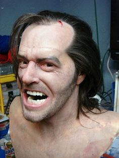 Realistic Sculptures of Movie Characters