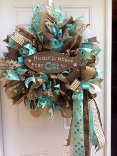 1000 Images About Pet Wreaths On Pinterest Dog Wreath