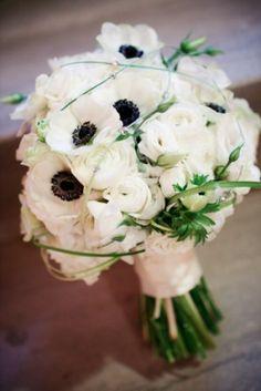 anemone bouquet.